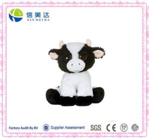 Plush Dreamy Eyes Dairy Cattle Stuffed Toy pictures & photos