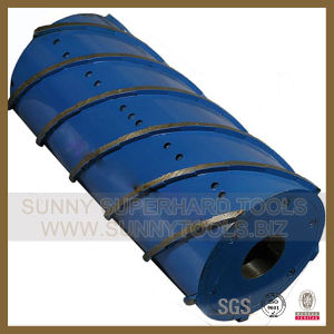 180~320 mm Diamond Roller for Calibrating Granite Slab pictures & photos