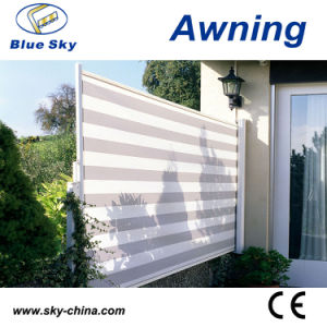 Pop up Poly Retractable Screen Awnings pictures & photos