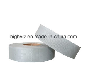 Silver T/C Reflective Tape with 100 Circles Wash (1001-3) pictures & photos