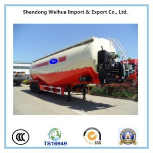 35cbm Bulk Cement Tanker Semi Trailer From Manufacture pictures & photos