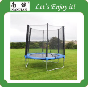 Professional Cheap Big Trampoline pictures & photos