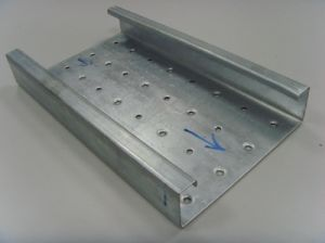 Steel Channel Machine pictures & photos