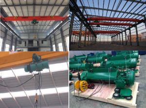Electric Wirerope Hoist Made in China pictures & photos