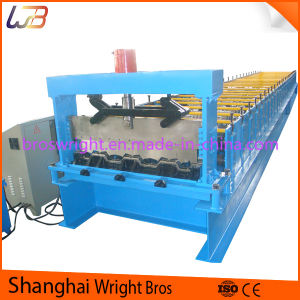 Steel Deck Roll Forming Machine pictures & photos