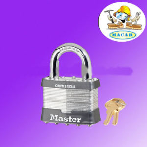 Stainless Steel Pad Lock Chain Lock Hardened Steel Security