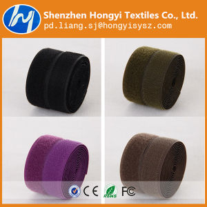 Eco-Friendly Durable Wholesale Nylon Hook and Loop Velcro pictures & photos