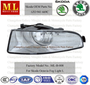 Fog Light for Skoda Octavia Car From 2008 (2ND generation) with OEM Parts No. 1zd 941 699c pictures & photos