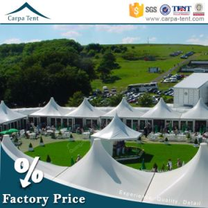 Easy to Set up Outdoor Pagoda Tents 4X4m 5X5m pictures & photos