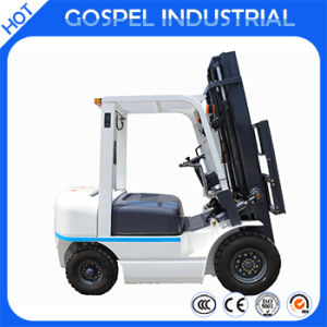 Hot Sale 2.5tons Diesel Mini Forklift