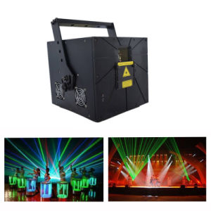 DMX 10W Animation RGB Laser Show System pictures & photos