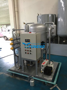 Mobile Vacuum Transformer Oil Dehydrator Machine Zjb Series pictures & photos