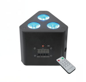 New 3*10W Mini LED Wall Washer Light with Irc Remote pictures & photos