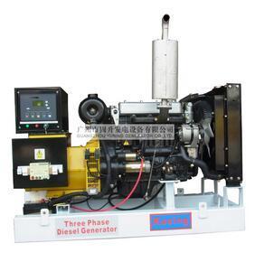 Kusing K30400 50Hz Water-Cooling Diesel Generator pictures & photos