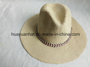 Natural Color Fine Toyo (100%paper) Safari Hats pictures & photos