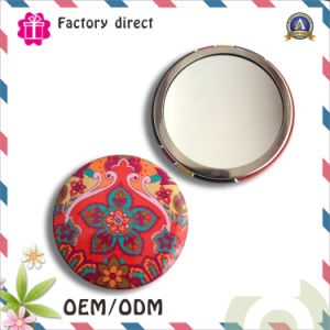 Beauty Personal Care Single Side Round Shape Cosmetic Mirror pictures & photos