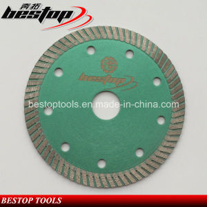 Turbo Diamond Small Cutting Disc for Granite and Marble Stone pictures & photos