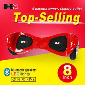 Hx Hot Sale Two Wheels Smart Self Balancing Electric Scooter