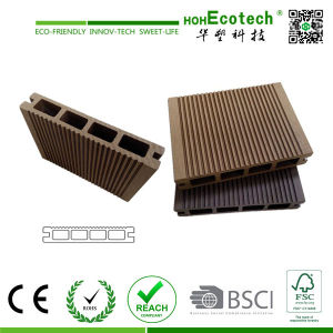 Cheap Tongue and Groove Compsite Outdoor Decking Canada pictures & photos