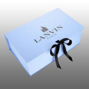 Luxury Elegant Cardboard Paper Baby Shoes Gift Packaging Boxes