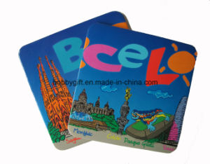 Colorful Printed Cup Coaster, Eco-Friendly Paper Mat pictures & photos