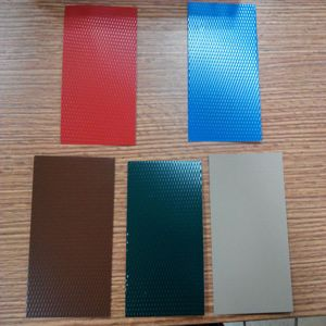 Diamond Embossed Aluminum Coil Sheet pictures & photos