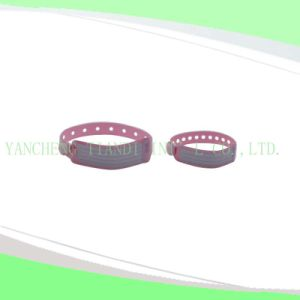 Hospital Mother and Baby Insert Card PVC ID Wristbands (6120A4) pictures & photos