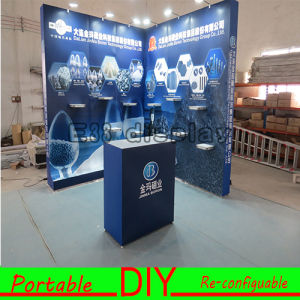 Single Sided Portable Versatile Trade Show Stand pictures & photos