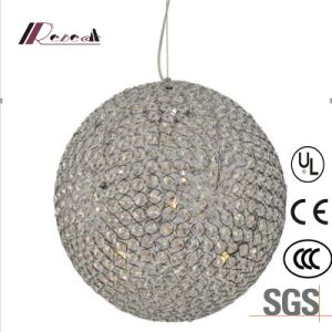 Modern Simple Hotel Decorative Crystal Round Indoor Pendant Lamp pictures & photos