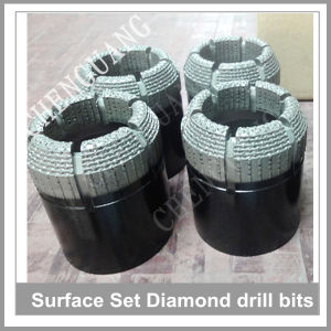 Deep Hole Drill Bits, Geological Diamond Core Drill Bits, Crown Drill Bit pictures & photos