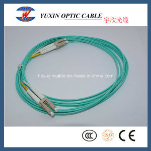3m Om3 Duplex LC-LC Fiber Optic Patch Cord From China Factory