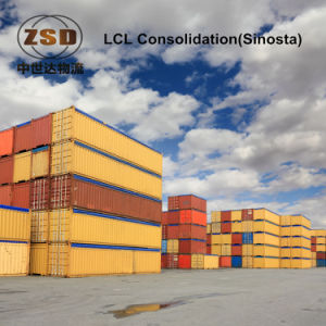 Sea Freight From Guangzhou/Xiamen to USA (LCL consolidation)