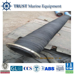 High Pressure Rubber Sand Hose Pipe pictures & photos