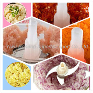 Electric Dry Meat Chopper, Food Blender, Mini Food Processor and Mincer pictures & photos