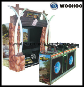 Indoor Equipment The Hunter Alliance (Two Players) Shooting Game Machine pictures & photos