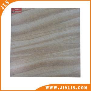 6060 Building Materials Beige Sandstone Water-Proof Ceramic Floor Tile pictures & photos
