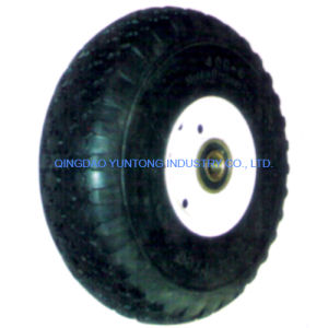 Rubber PU Foam Wheel