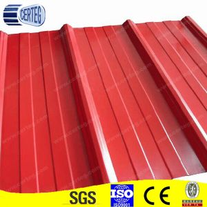 Color Coated Gi Corrugated Steel Sheet pictures & photos