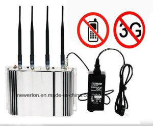 4-Antenna Desktop Mobile Phone Signal Isolator/Jammer/Blocker/Breaker pictures & photos