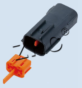 2 Pin Auto/Car Parts-Plastic Connectors (0036)