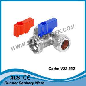 Washing Machine Tee Valve (V22-332) pictures & photos