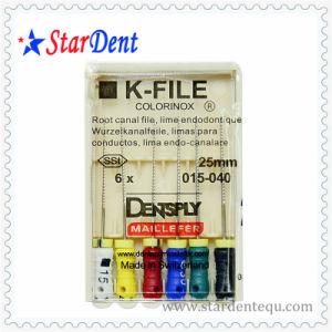 Dentsply Maillefer K-File Instrument of Dental Instrument pictures & photos