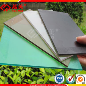 Abrasive Polycarbonate Solid Sheet PC Roofing Solar Panel pictures & photos
