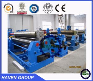 W11-8X2500 Mechanical Symmetrical 3 Rolling Plate Bending Machine pictures & photos