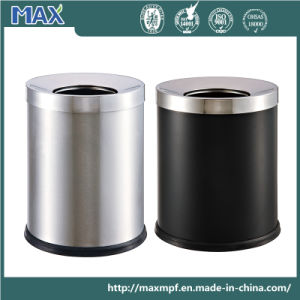 Round Shape Room Trash Bin pictures & photos