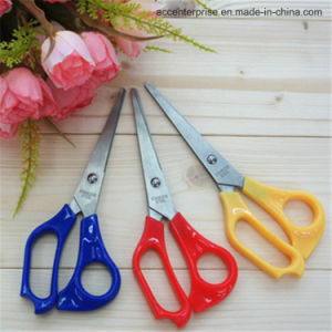 Soft Handle Facny and Precision Office Stationery Scissors Set pictures & photos