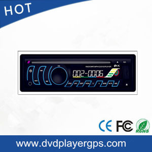 2015 New One-DIN Car DVD Player with Fixed Panel pictures & photos