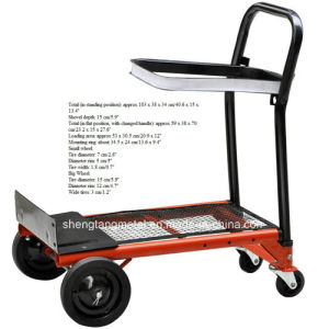 Garbage Hand Truck pictures & photos