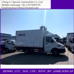 High Quality Insulation Freezer /Refrigerator Truck for Sale pictures & photos