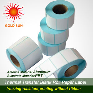 Thermal ATM/POS /Cash Paper Rolls (TP-017) pictures & photos